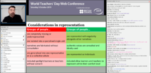 World Teachers' Day Conference