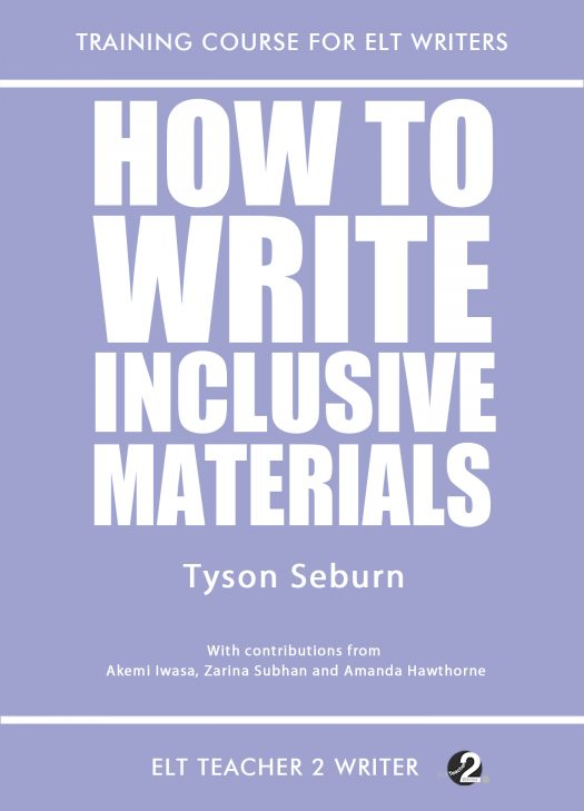How to Write Inclusive Materials book cover